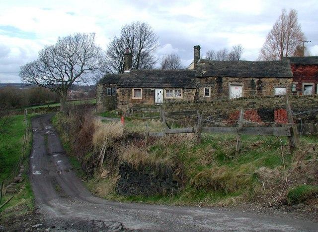Common End Farm, Woolrow Lane