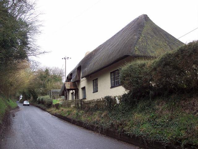 Hillside Cottage, West Dean