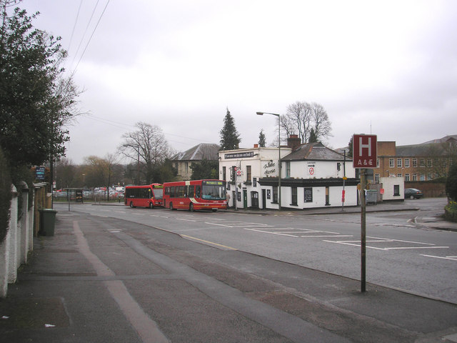 'White Horse', Dorking Road, Epsom, Surrey