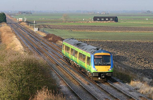 Railway near Westry