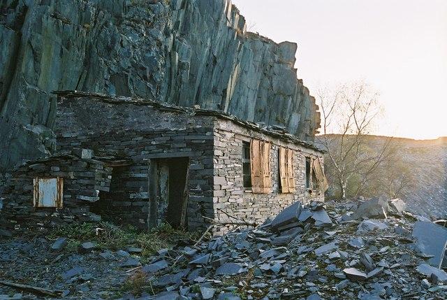 Quarry cabin
