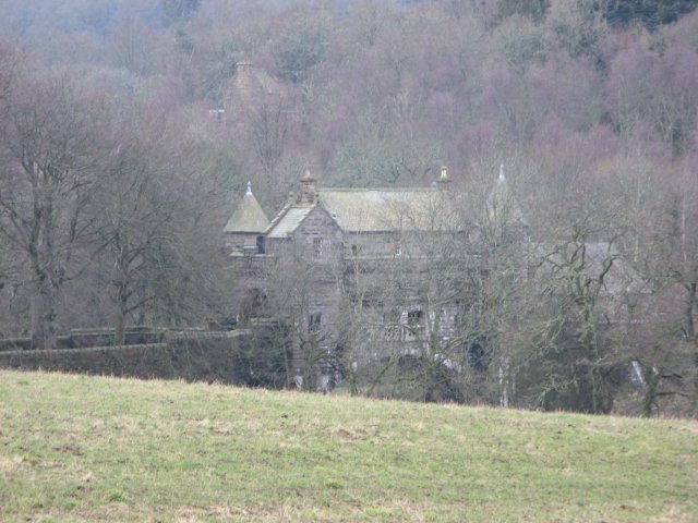 Blackcraig Castle