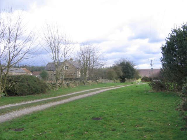 Upper Farm, Stape