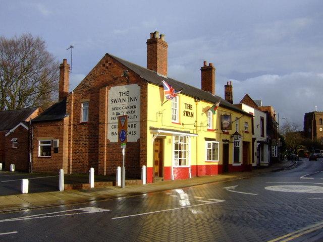 The Swan, Newport