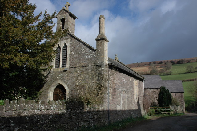 Bettws church