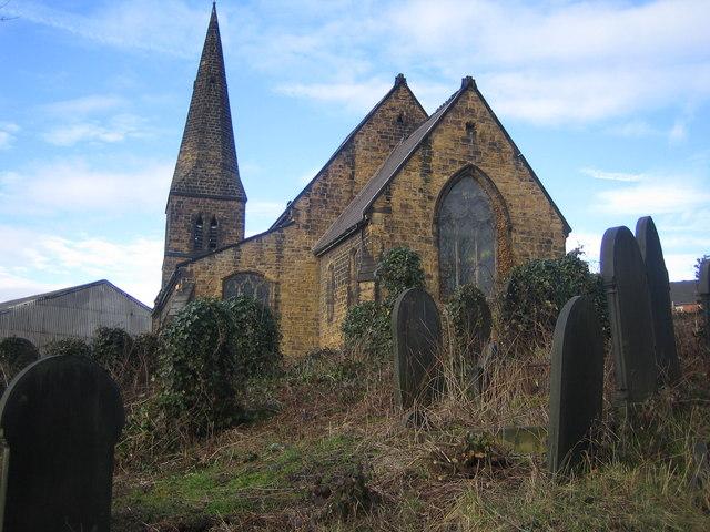 Sheffield: St Thomas, Brightside