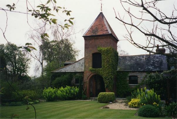 Clock House,Denmans Garden, Fontwell