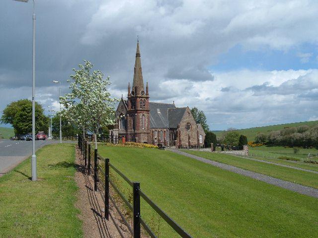 Church at Kirkton of Auchterless