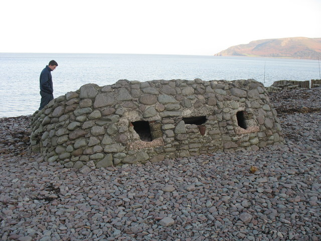 Porlock Weir pillbox