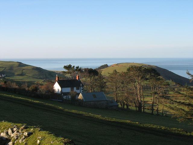 Craig Faden cottage.