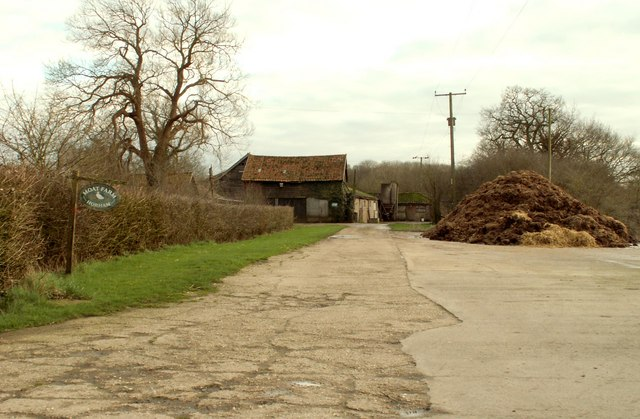 Part of Moat Farm
