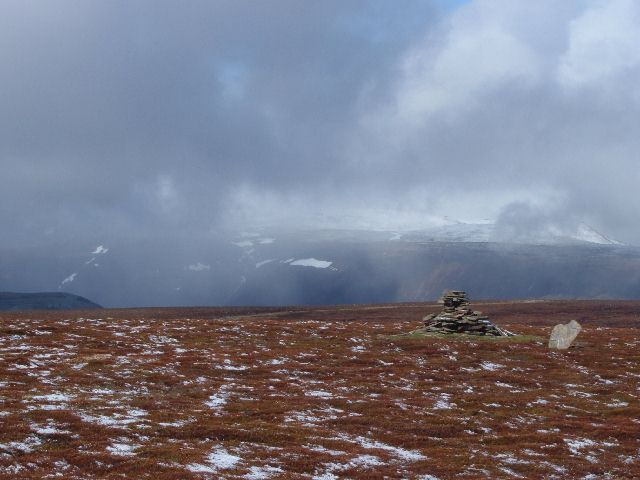 Summit of Brown Cow Hill