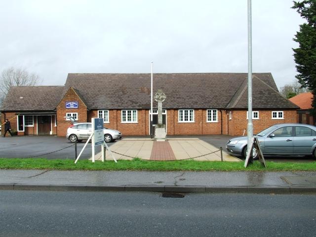 Silver Jubilee Hall Takeley