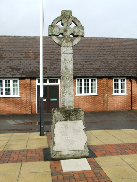 Takeley war memorial