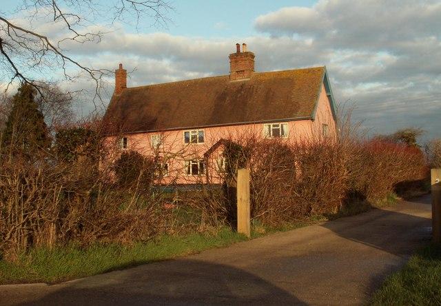 Farmhouse at Manor Farm