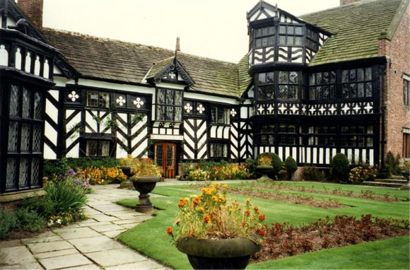 Gawsworth Hall, Cheshire