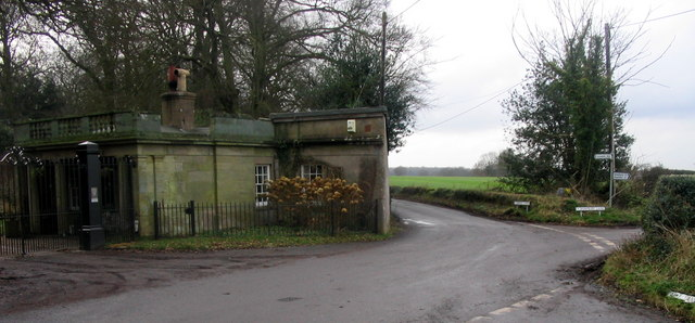 The Gatehouse to Fillongley Hall
