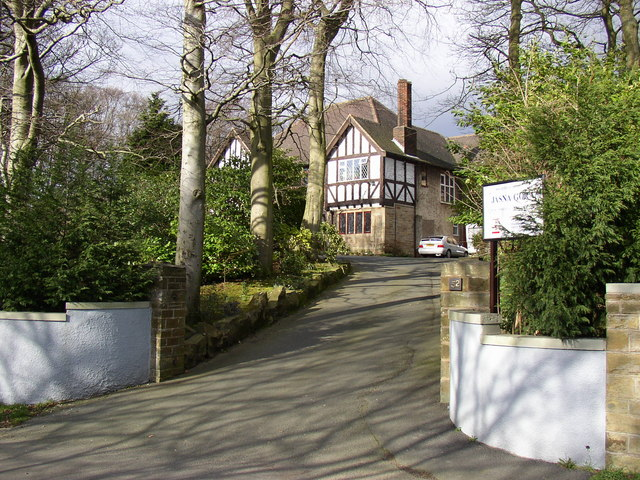 Home for the elderly, off Bradley Road, Bradley, Huddersfield