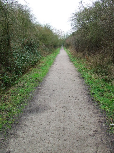 Flitch Way at Takeley