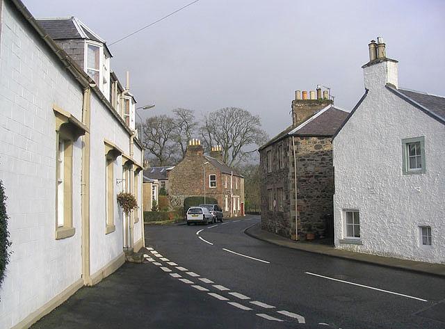 Abbotsford Road, Darnick