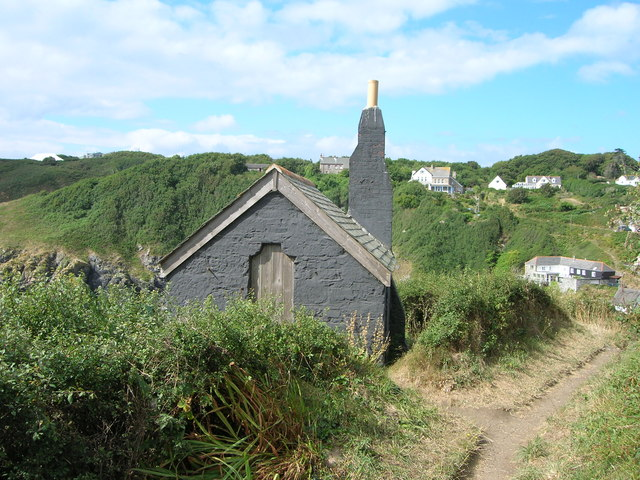 Hut near Cadgwith