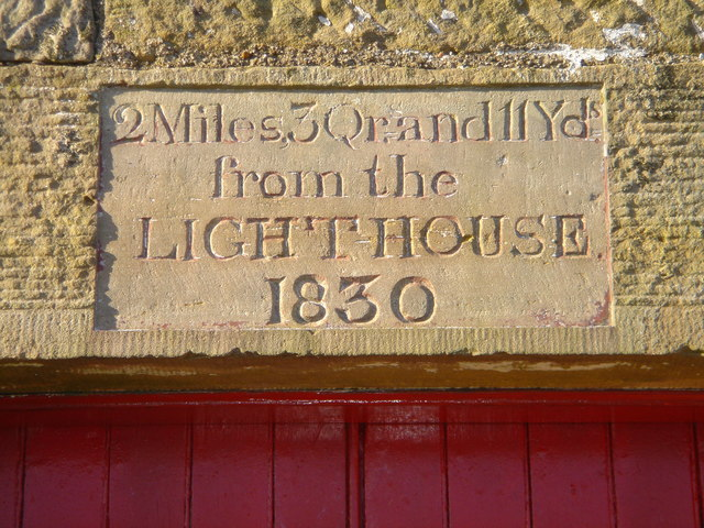 Lighthouse Store, Brough Harbour