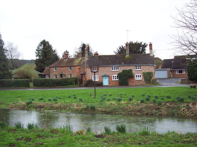 Cottages in West Dean