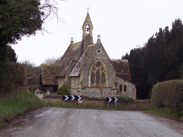 Holy Trinity Church, East Grimstead