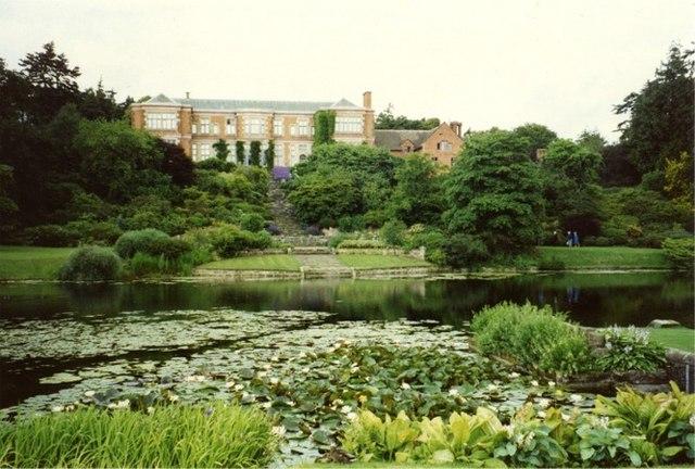 The Lake at Hodnet Hall