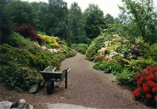 Lea Gardens, near Matlock