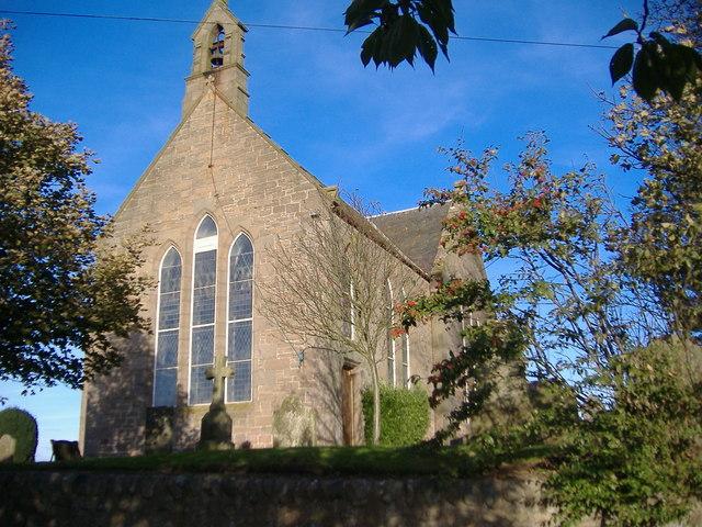 Panbride Parish Church