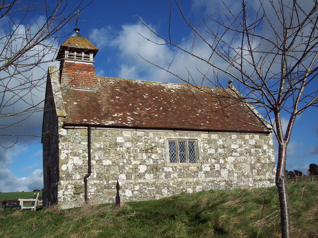 St Martins Church, Fifield Bavant