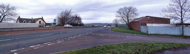 A77, Highfield Farm, Ayr By-Pass