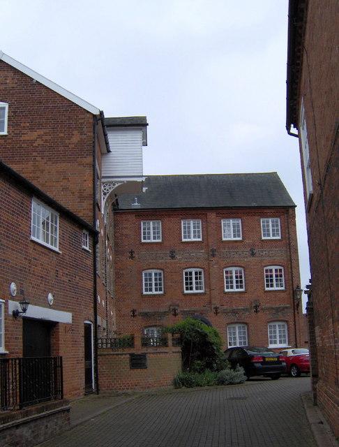 Baker's Mill, Lavenham
