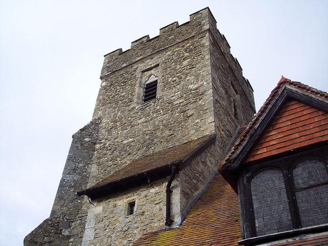 St Stephen's Church, North Mundham - Tower