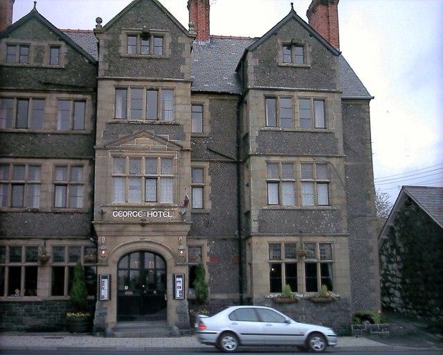 Gwesty George IV Hotel Criccieth