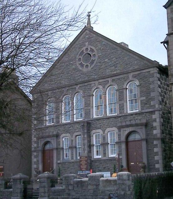 Capel Mawr Criccieth