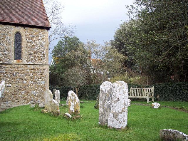 St Stephen's Church, North Mundham - Churchyard
