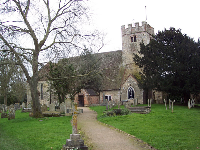 The Church of St Mary our Lady, Sidlesham