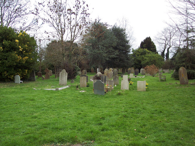 The Church of St Mary our Lady, Sidlesham - Churchyard