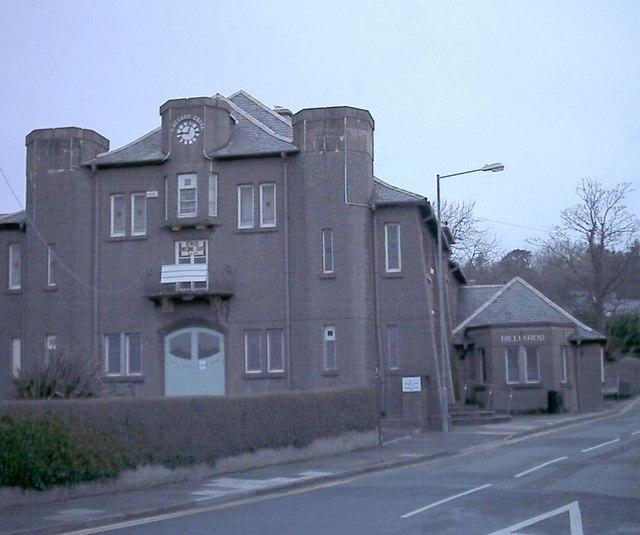 Neuadd Goffa Criccieth Memorial Hall