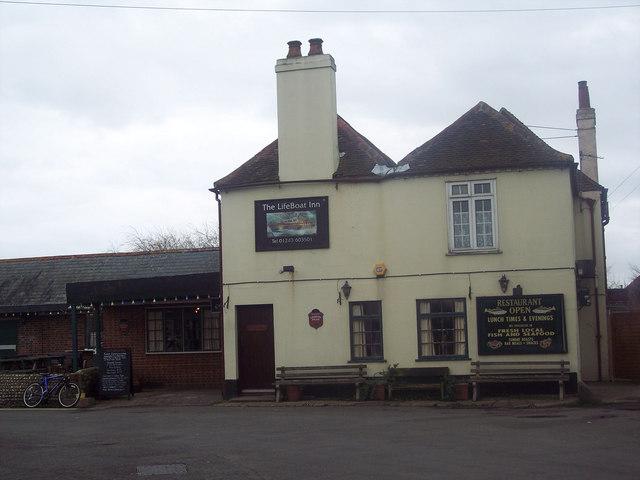 Lifeboat Inn, Selsey