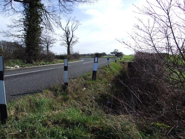 Stream Crossing under Road, Wreningham