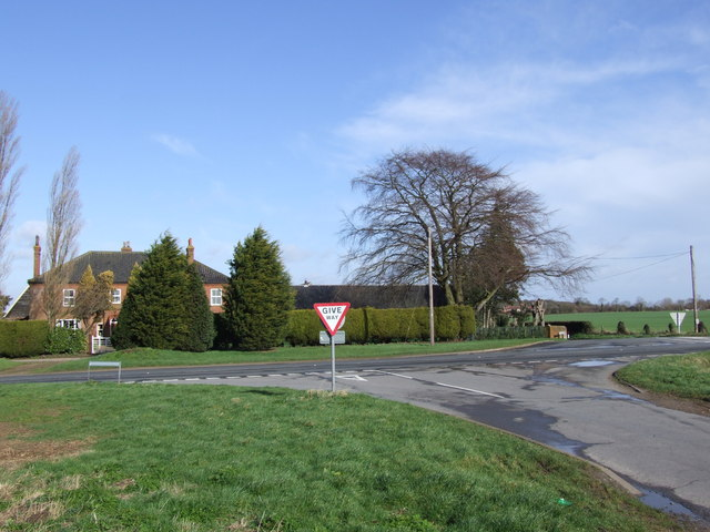 Crossroads at Hill Farm, Bracon Ash