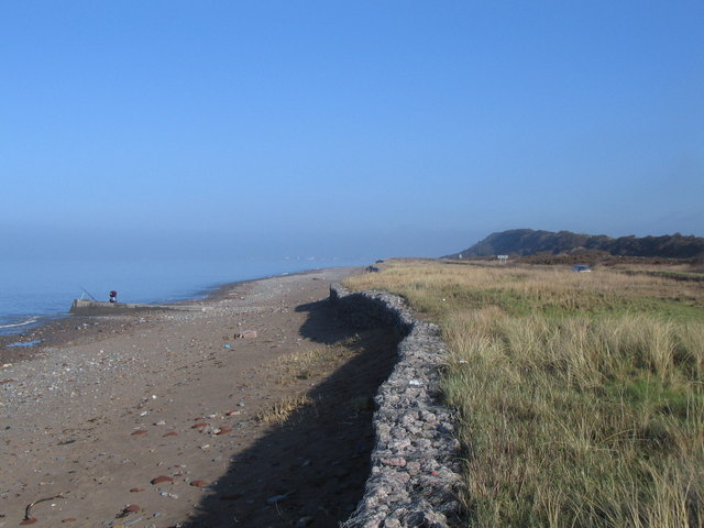 Foreshore near Crosscanonby