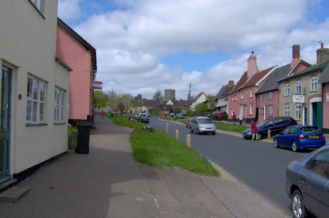 Old Street, Haughley