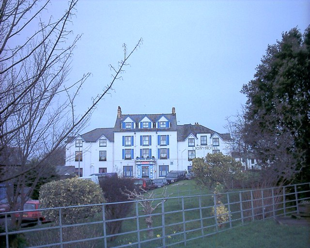 Gwesty'r Llew Lion Hotel Criccieth