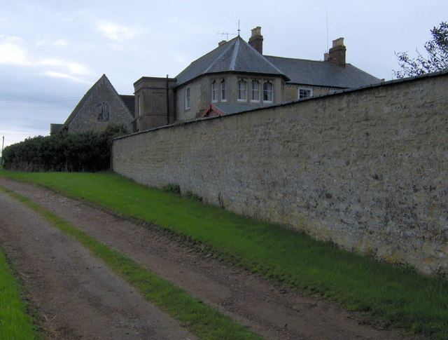 Hall Farm, Lillingstone Lovell