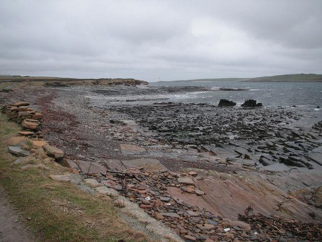 Nethertown shore