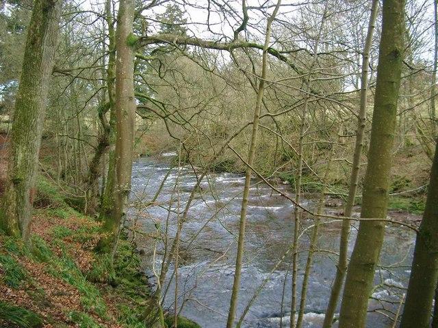 The River Knaik